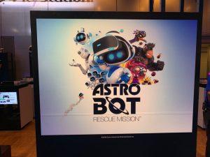 ASTRO BOT(VRゲーム)