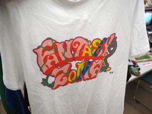 ファンタジーゾーンTシャツ