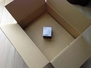アマゾンの箱のデカさよ...