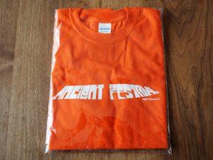古代祭りTシャツ