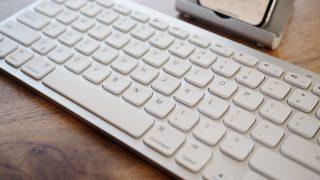 AnkerのBTキーボード