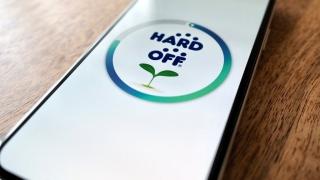 HARDOFFアプリ