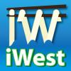 iWestのロゴ