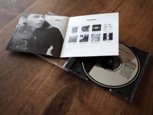 CDの中身。ゲーム画面とか一切出てこない(笑)