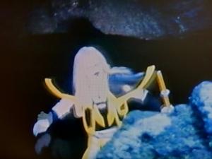 白飛びしまくっているプロモ映像。景清がヘビメタバンドのボーカルにしか見えない。