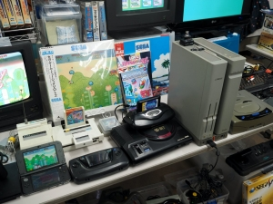 その他、ハード・ソフト共に大量展示。貴重な品が多かったです。