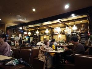 店内の雰囲気。この昔ながらの喫茶店感が凄くイイ!