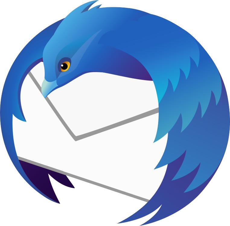 Thunderbirdのロゴ