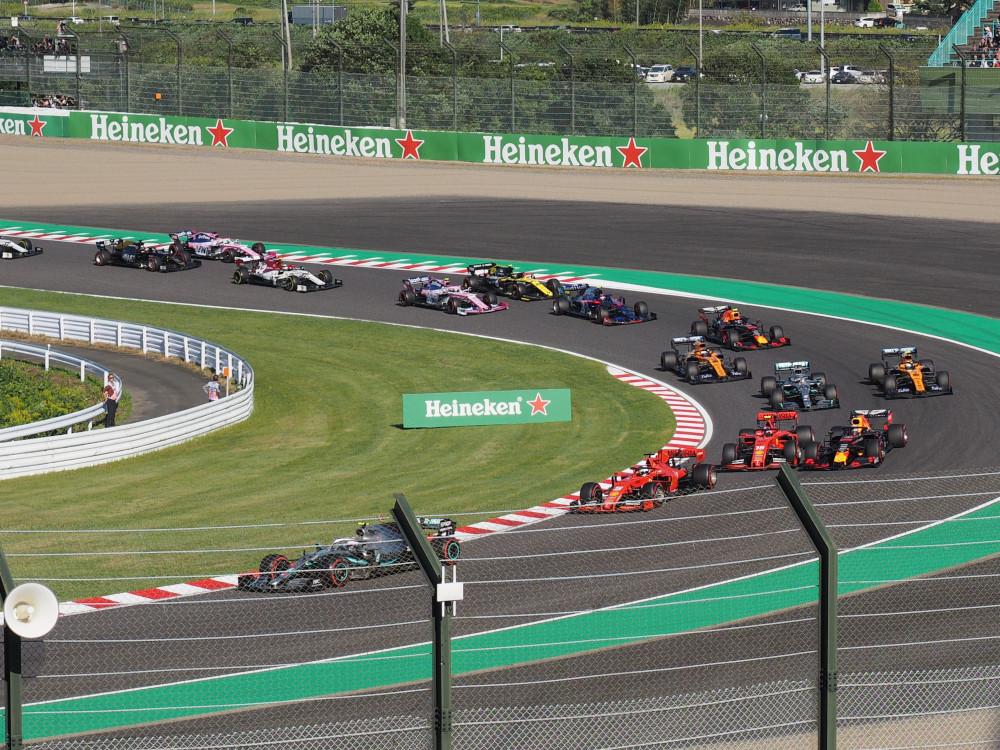F1日本グランプリ2019