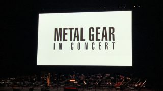 METAL GEAR in CONCERT