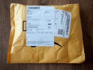 米Amazonで買い物したの初めてだったので、ちゃんと届くか不安でしたが大丈夫でした。